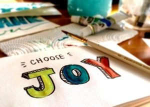 chose joy
