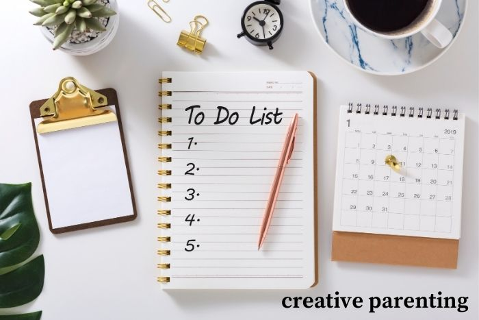 mommy brain to do list