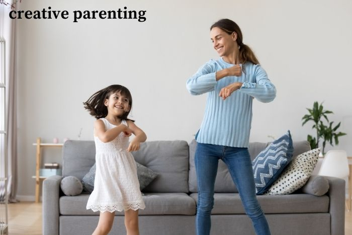 what does an au pair do: she might dance with your kids