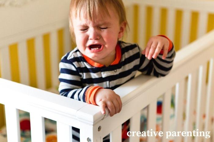 teething baby boy