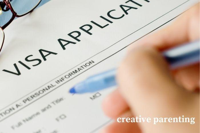 au pair visa application