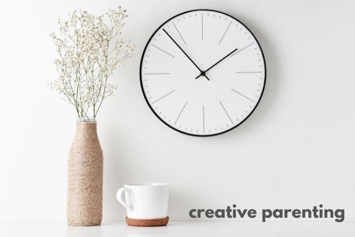 mindful parenting through minimalism